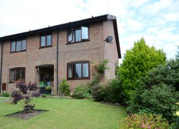 Thumbnail 2 bed flat to rent in Kirkstall Court, Calcot, Reading