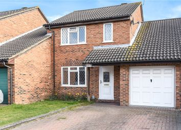 Thumbnail 4 bedroom link-detached house for sale in Elveden Close, Lower Earley, Reading