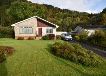Thumbnail 4 bed detached bungalow for sale in Tulipan Crescent, Callander, Stirling
