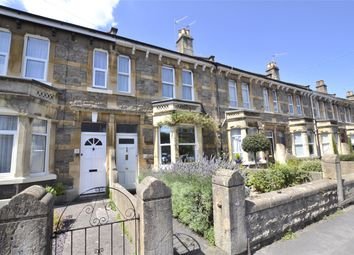 Thumbnail 4 bed terraced house for sale in Second Avenue, Bath, Somerset