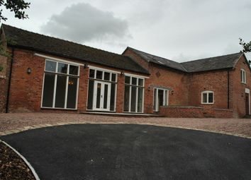 Thumbnail 3 bed barn conversion to rent in Ash Road, Whitchurch, Shropshire