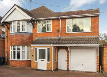 Thumbnail 5 bedroom detached house for sale in Valentine Road, Leicester