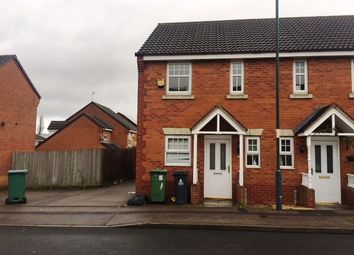 Thumbnail 2 bed semi-detached house to rent in Alderley Crescent, Walsall