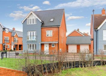 Thumbnail 5 bed detached house for sale in Ambrose Way, Romsey, Hampshire