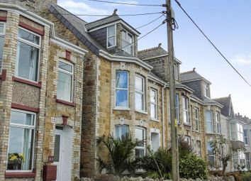 Thumbnail 5 bed end terrace house for sale in Church Street, Newquay