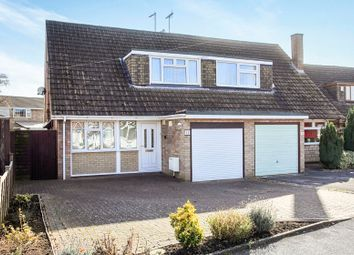 Thumbnail 3 bed semi-detached house for sale in Newcastle Drive, Orton Longueville, Peterborough
