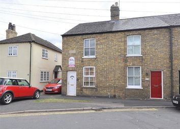 Thumbnail 2 bed end terrace house for sale in St Anns Lane, Godmanchester, Huntingdon, Cambridgeshire