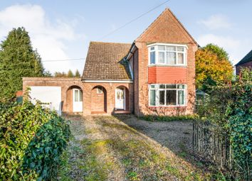 Thumbnail 3 bed detached house for sale in Chequers Lane, Saham Toney, Thetford