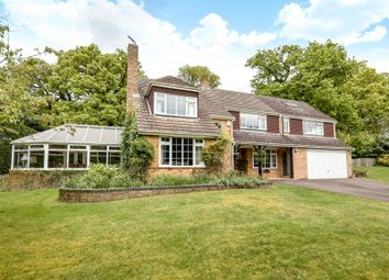 Thumbnail 6 bed detached house for sale in Calcot Park, Reading