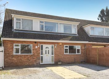 Thumbnail 4 bed semi-detached house to rent in Pheasant Close, Winnersh