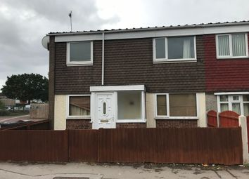Thumbnail 3 bed end terrace house for sale in Camplea Croft, Birmingham