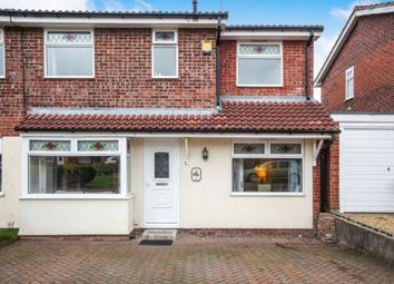 Thumbnail 4 bed semi-detached house for sale in Dalmahoy Close, Winsford, Cheshire