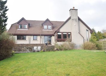 Thumbnail 5 bed detached house for sale in Highclere, Ancaster Road, Crieff