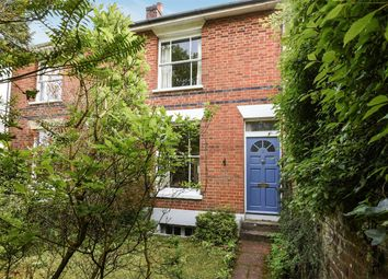 Thumbnail 2 bed terraced house for sale in West End Terrace, Winchester