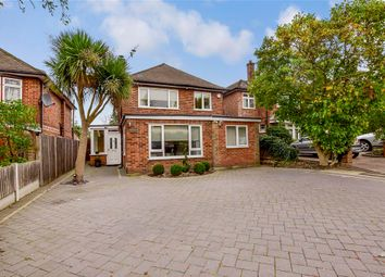 Thumbnail 4 bed detached house for sale in New Barns Way, Chigwell Park, Essex