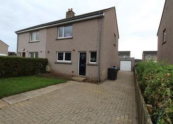 Thumbnail 2 bed semi-detached house for sale in Toch-Hill Road, Fordoun, Laurencekirk