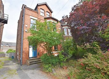 Thumbnail 3 bedroom flat for sale in Old Lansdowne Road, West Didsbury, Manchester