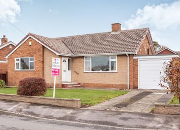 Thumbnail 3 bedroom detached bungalow for sale in Hallgarth Road, Thorpe Audlin, Pontefract