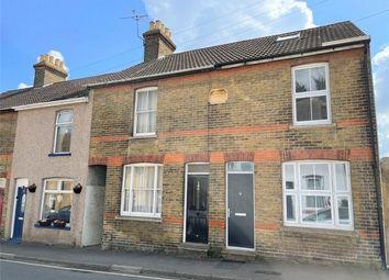 Florence Terrace Ivy Street, Rainham, Gillingham, Kent ME8. 3 bed end terrace house for sale