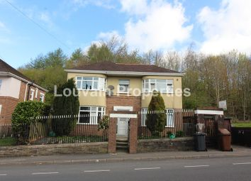 Thumbnail 3 bed detached house for sale in Beaufort Road, Tredegar, Blaenau Gwent.