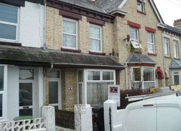 Thumbnail 3 bed terraced house for sale in Chester Terrace, Barnstaple