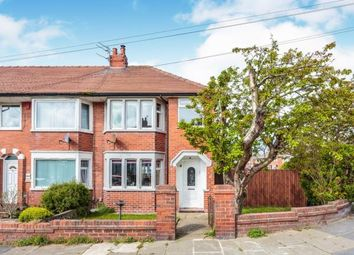 Thumbnail 3 bedroom end terrace house for sale in Runcorn Avenue, Blackpool, Lancashire, .