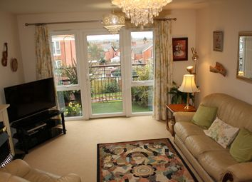 Thumbnail 2 bed flat for sale in Willowmere East Road, Middlewich, Middlewich