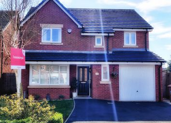 4 bed detached house for sale in Spinners Drive, Worsley, Manchester M28