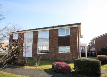 Thumbnail 2 bed flat for sale in Chatton Close, Chester Le Street