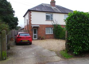 Thumbnail 3 bed semi-detached house to rent in Bellfield, Fareham