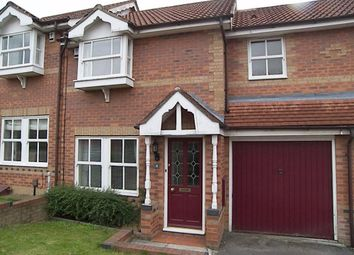 Thumbnail 3 bed town house to rent in Boundary Close, Colton, Leeds