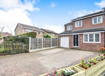 Thumbnail 3 bed detached house for sale in Tasman Grove, Maltby, Rotherham