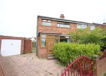 Thumbnail 3 bed semi-detached house for sale in Nethway Avenue, Blackpool