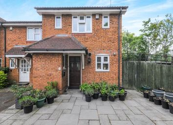 Thumbnail 3 bed end terrace house for sale in Hemingford Close, London, North Finchley, London