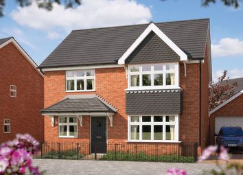 "Thumbnail 4 bedroom detached house for sale in ""The Canterbury"" at Steppingley Road, Flitwick, Bedford"