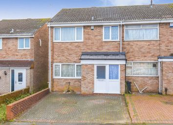 Thumbnail 3 bed terraced house for sale in Moreton Close, Quinton, -