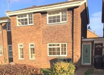 Thumbnail 3 bed semi-detached house to rent in St. Andrews Close, Flitwick, Bedford
