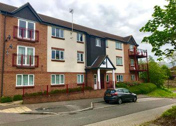 Thumbnail 2 bedroom flat for sale in Newlyn Place, Fishermead, Milton Keynes