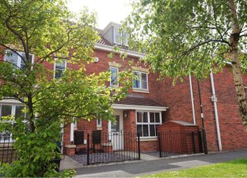 Thumbnail 4 bedroom town house for sale in Cobham Way, York