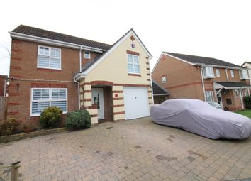 Thumbnail 4 bed detached house for sale in Cornfield Gardens, Plympton, Plymouth