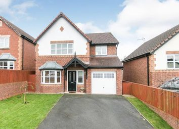 4 bed detached house for sale in Ogwen Close, New Broughton, Wrexham, Wrecsam LL11