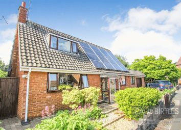 Thumbnail 3 bed detached bungalow for sale in Balmoral Avenue, Urmston, Manchester