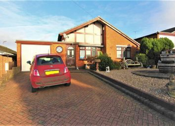 Thumbnail 2 bed detached bungalow for sale in Hill Croft, Hixon, Stafford