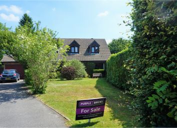 Thumbnail 4 bed detached house for sale in Ridgeway, Hurst Green