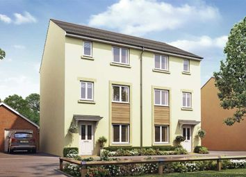 Thumbnail 4 bed town house for sale in Paper Mill Gardens, Portishead