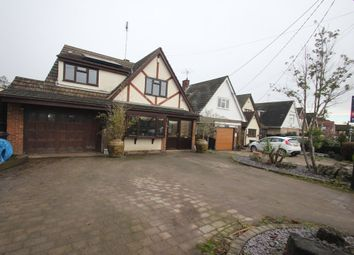 Thumbnail 4 bed detached house for sale in Mount Bovers Lane, Hockley