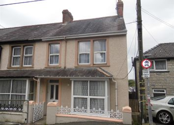 Thumbnail 5 bedroom end terrace house for sale in Nebraska, 7 Emlyn Terrace, Dyffryn, Goodwick