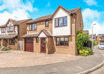 Thumbnail 4 bed detached house for sale in Wick Farm Road, St. Lawrence, Southminster
