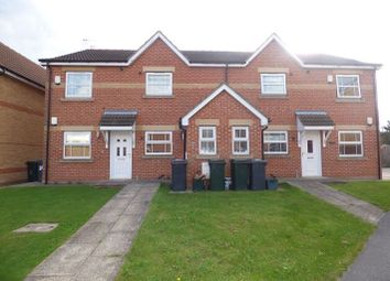 Thumbnail 2 bed flat to rent in Highfield Road, Dunscroft, Doncaster