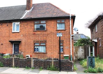 Thumbnail 3 bed end terrace house for sale in Holborn Road, Plaistow